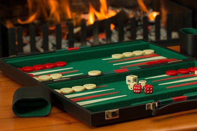 Backgammon regler