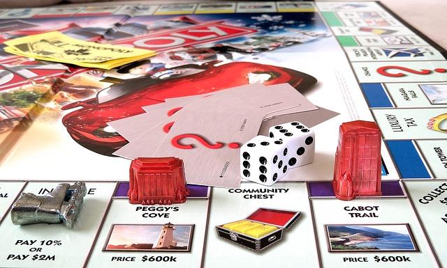 monopoly regler og spil